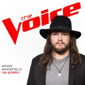 Adam Wakefield - I�m Sorry (The Voice Performance) artwork