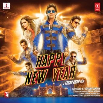 Happy New Year (Original Motion Picture Soundtrack) – Vishal-Shekhar, Dr. Zeus, Manj Musik & John Stewart Eduri