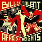 Billy Talent - Afraid of Heights artwork