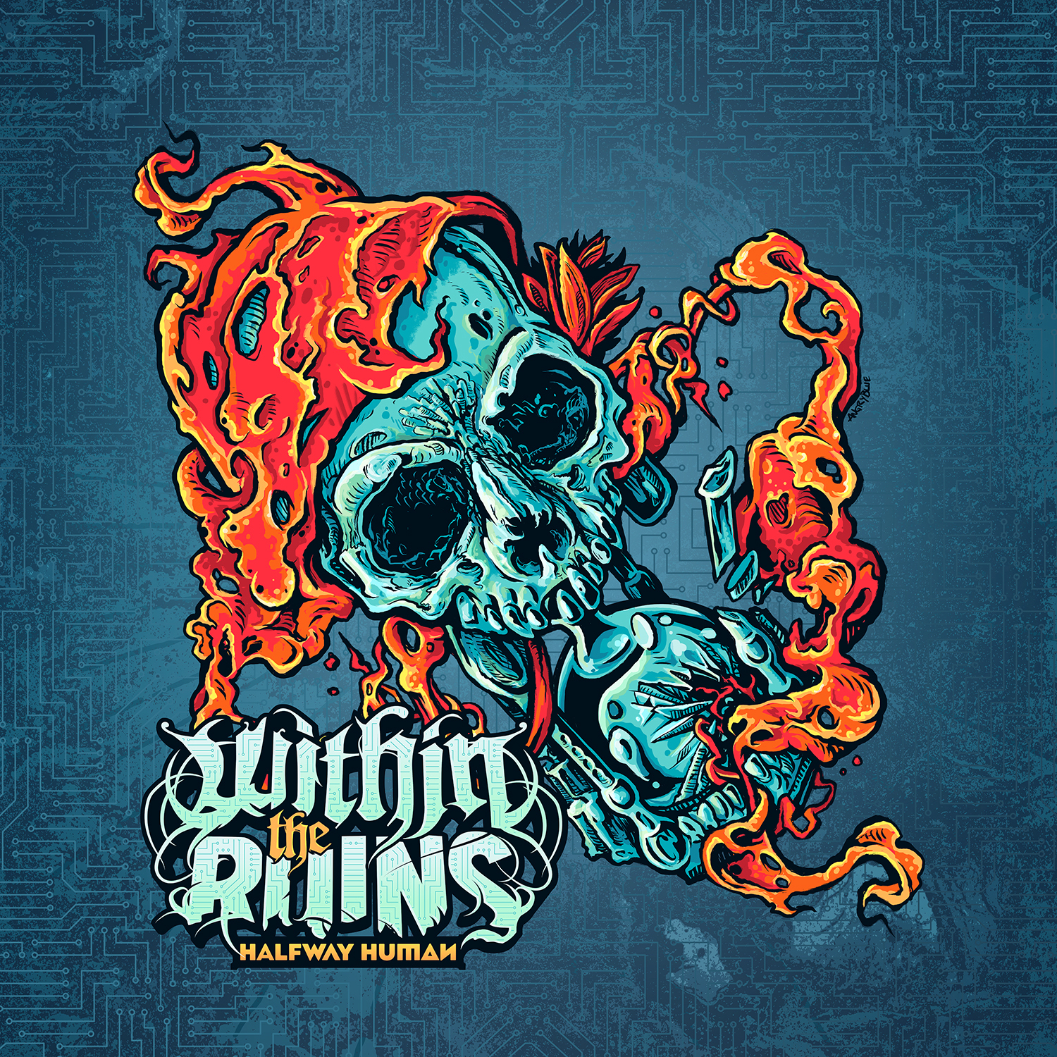 Within the Ruins - Objective Reality [single] (2017)