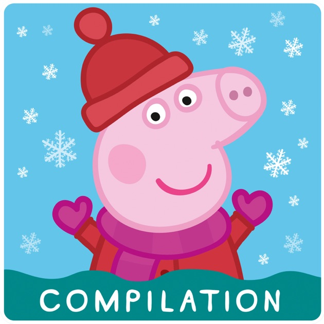 Peppa Pig, Christmas Compilation on iTunes
