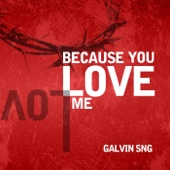 Because You Love Me - Galvin Sng