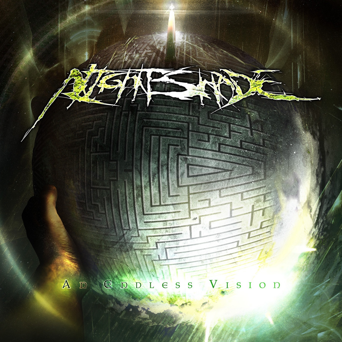 Nightshade - An Endless Vision (2013)