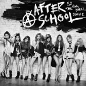 After School the 6th Maxi Single 'First Love' - EP