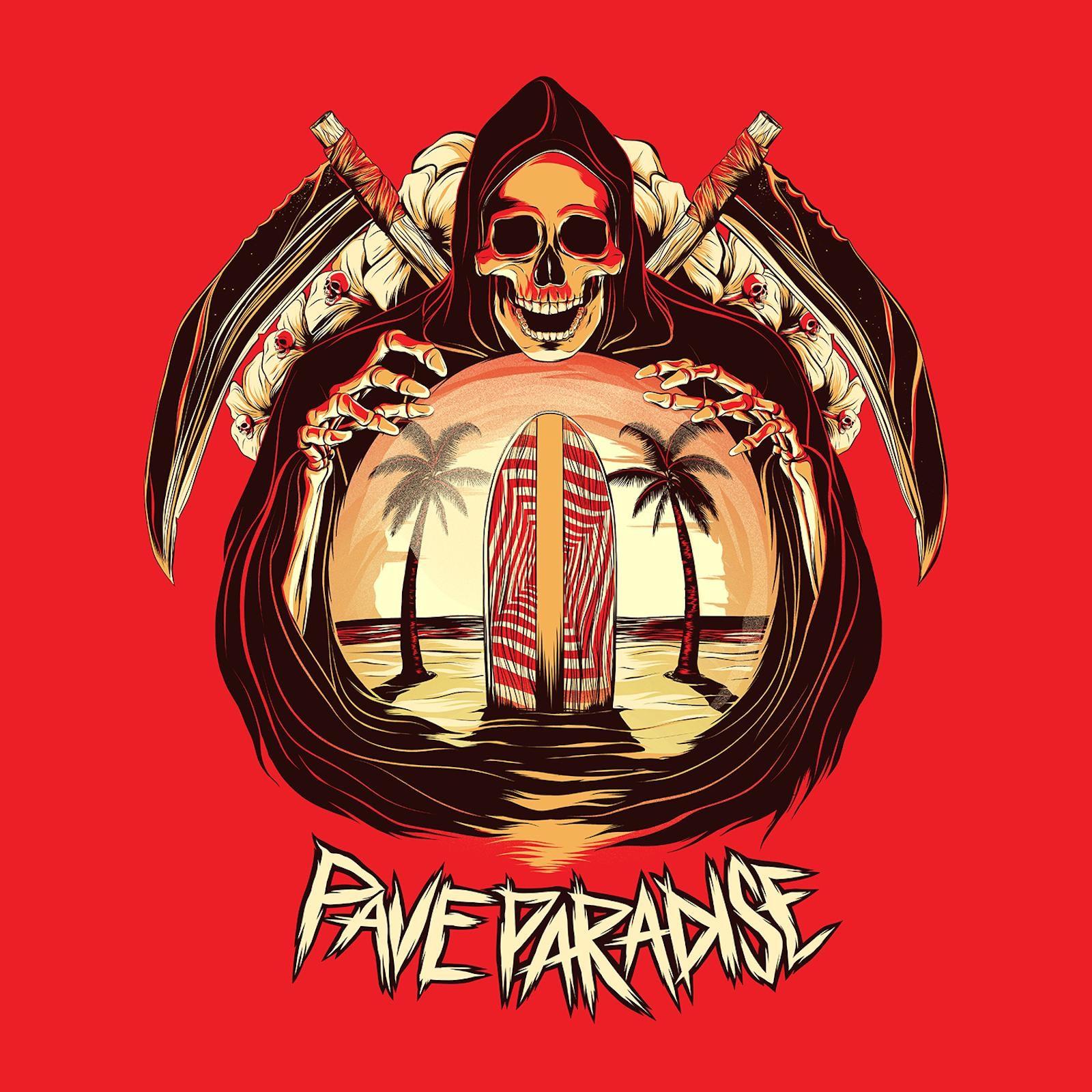 Pave Paradise - Pave Paradise [EP] (2015)