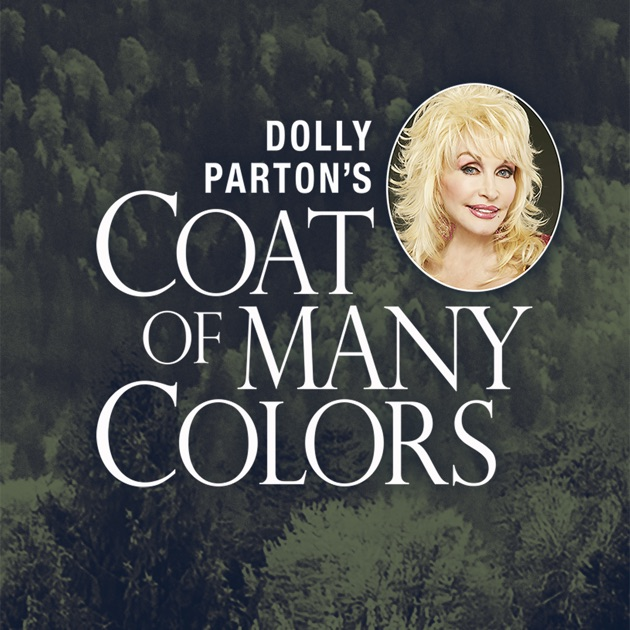 coat of many colors on itunes - Dolly Parton Coat Of Many Colors Book