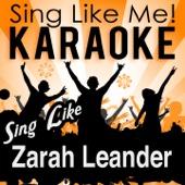 Ich weiß, es wird einmal ein W... (Karaoke Version) [Originally Performed By Zarah Leander]