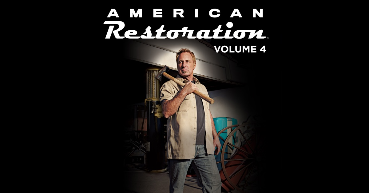 American Restoration, Vol. 4 on iTunes