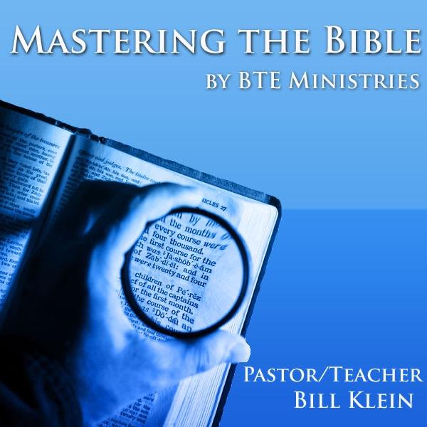 Mastering the Bible - Sermons