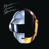 Daft Punk - Random Access Memories artwork