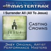 I Surrender All (All To Jesus) [Performance Tracks] - EP