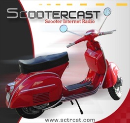 Scootercast Scooter Internet Radio