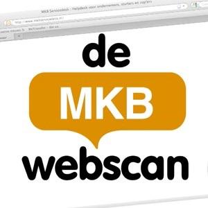 De MKB Webscan - Hoe goed scoort jouw website?