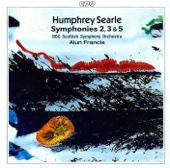 Searle: Symphonies 2, 3 & 5
