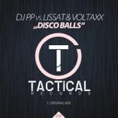 Disco Balls (DJ PP vs. Lissat & Voltaxx) - Single cover art