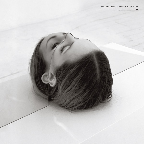 Trouble Will Find Me The National CD cover