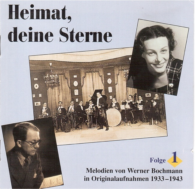 Melodien von Werner Bochmann, Vol. 1 (Recorded 1933-1943) by Werner Bochmann