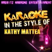 Eighteen Wheels and a Dozen Roses (Karaoke Version)