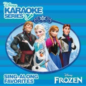Love Is an Open Door (Instrumental Version) - Frozen Karaoke