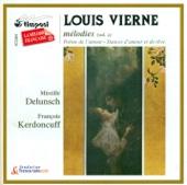 3 Melodies, Op. 18: No. I. L'heure du Berger - Mireille Delunsch & François Kerdoncuff