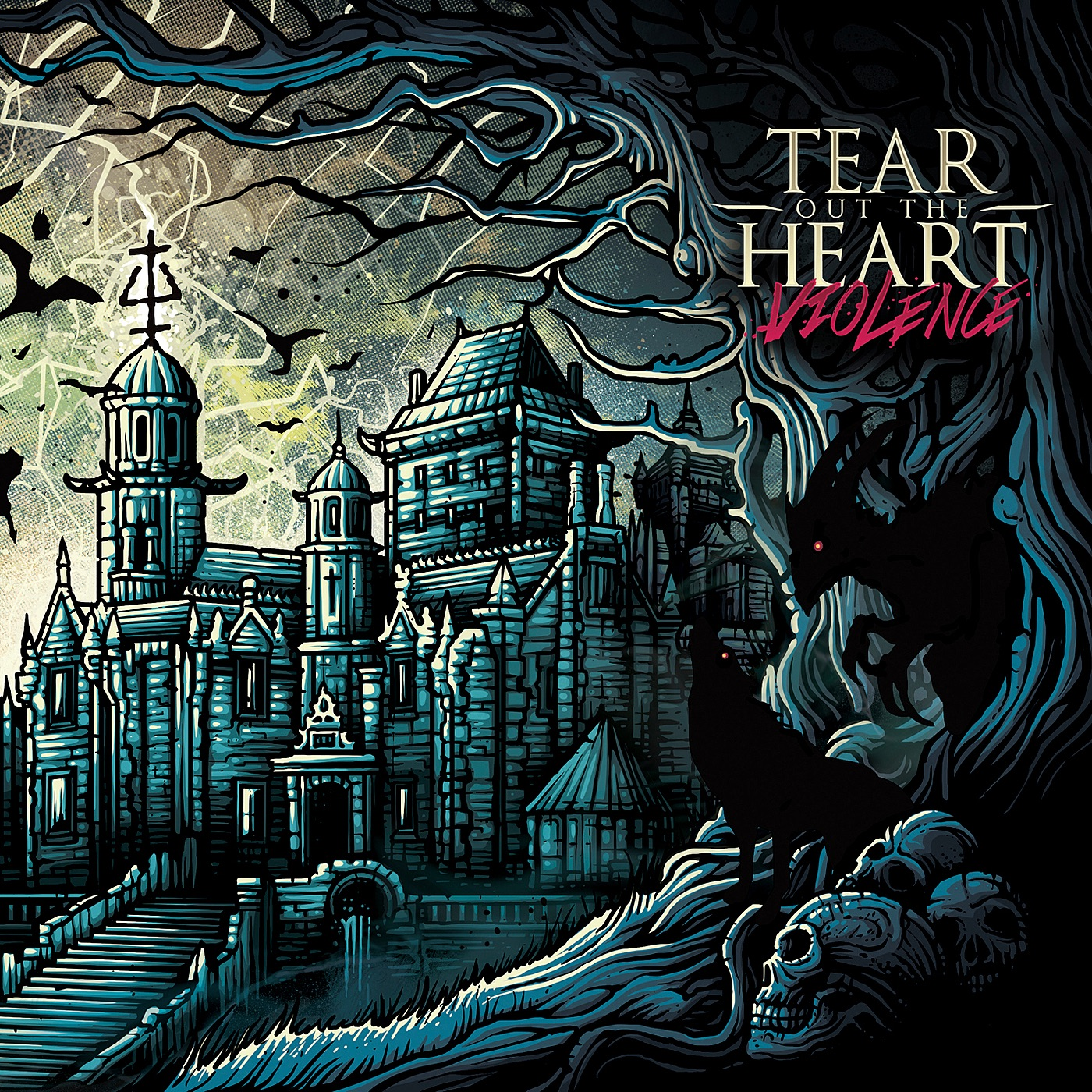 Tear Out The Heart - Violence (2013)