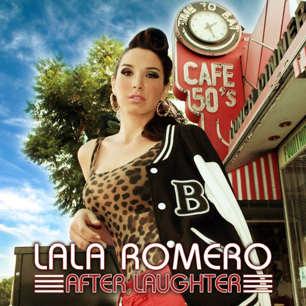 After Laughter - EP Lala Romero CD cover