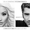 Alejandro Fernández - Hoy Tengo Ganas de Ti (feat. Christina Aguilera) ilustración
