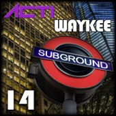 Waykee - Single cover art