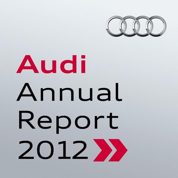 Audi Geschäftsbericht 2012 [Podcast]