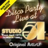 Non Stop Series: Disco Party at Studio 54 - From April 1977 to March 1986 (Live), 2013