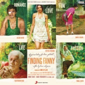 Finding Fanny (Original Motion Picture Soundtrack) - EP