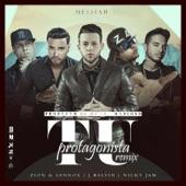 Tu Protagonista (Remix) [feat. Zion Y Lennox, J Balvin & Nicky Jam] - Single