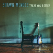 Shawn Mendes - Treat You Better  artwork