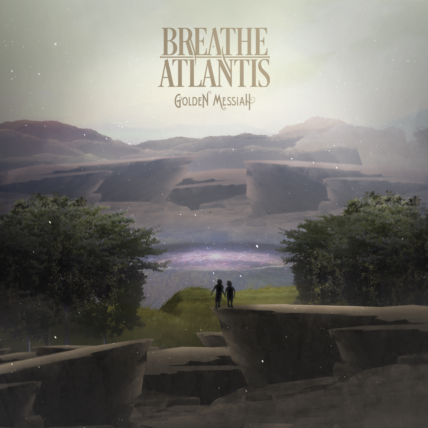 Breathe Atlantis - Golden Messiah [single] (2016)