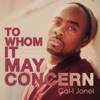 To Whom It May Concern - EP
