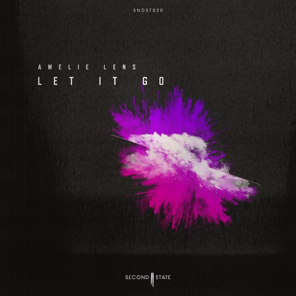 Let It Go - EP Amelie Lens CD cover