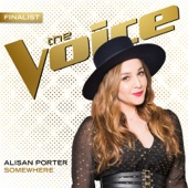 Alisan Porter - Somewhere (The Voice Performance) artwork