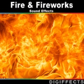 Digiffects Sound Effects Library - Large Fireworks with Finale Ovation artwork