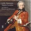 Telemann: Traverso Concertos, Jed Wentz & Musica Ad Rhenum