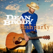 Dean Brody - Bush Party artwork