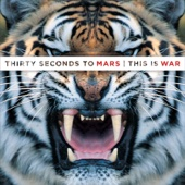 Thirty Seconds to Mars - This Is War  artwork