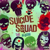 Suicide Squad: The Album - Various Artists Cover Art