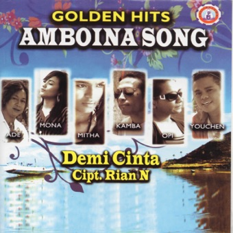 Golden Hits Amboina Song – Various Artists