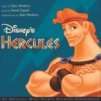 Picture of Hercules - An Original Walt Disney Records Soundtrack by Alan Menken