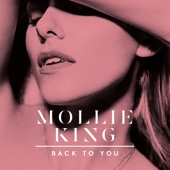 Mollie King - Back to You artwork