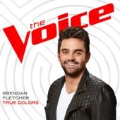 Brendan Fletcher - True Colors (The Voice Performance) artwork