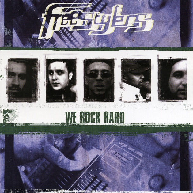 We Rock Hard by Freestylers
