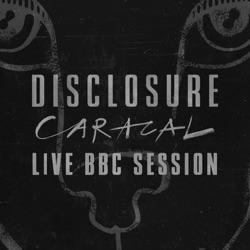 View album Caracal (Live BBC Session) - EP