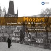 Mozart: Symphonies 29-31, 33, 34, 38 'Prague' & 39 - Daniel Barenboim