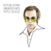 Greatest Hits 1970-2002 - Elton John Cover Art